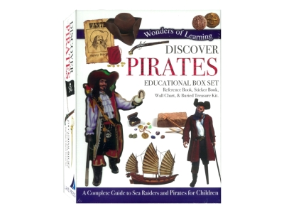 DISCOVER PIRATES BOX SET