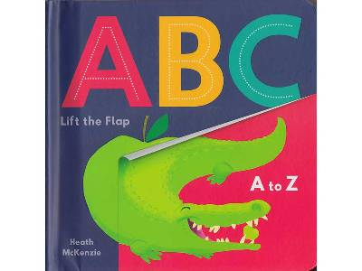 ABC LIFT THE FLAP