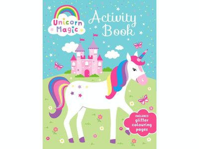 UNICORN MAGIC ACTIVITY BOOK