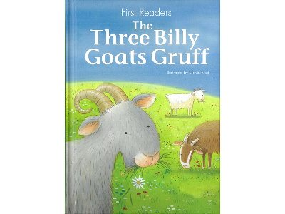THE THREE GOATS BILLY GRUFF