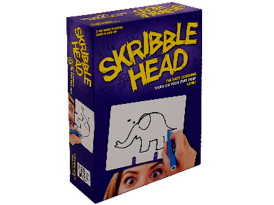 SKRIBBLE HEAD GAME
