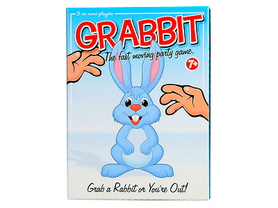 GRABBIT RABBIT GAME