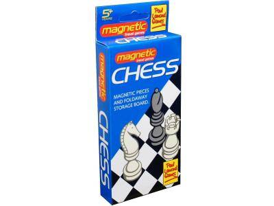 TRAVEL MAGNETIC CHESS