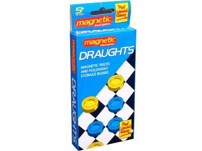 TRAVEL MAGNETIC DRAUGHTS
