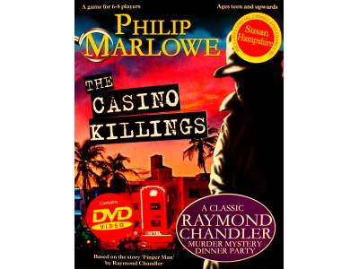 MURDER MYSTERY CASINO KILLINGS