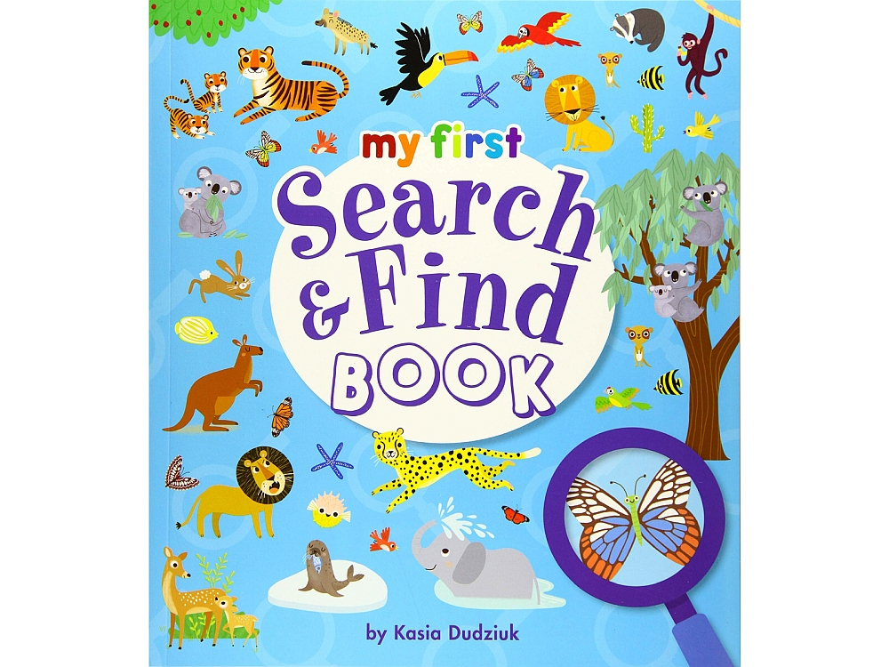 MY FIRST SEARCH & FIND BOOK