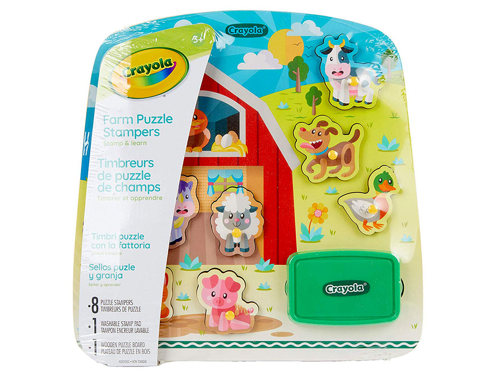 FARM PUZZLE STAMPERS