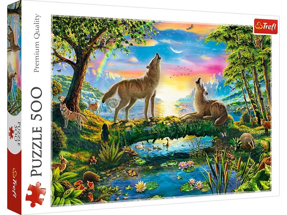 WOLVES 500pc