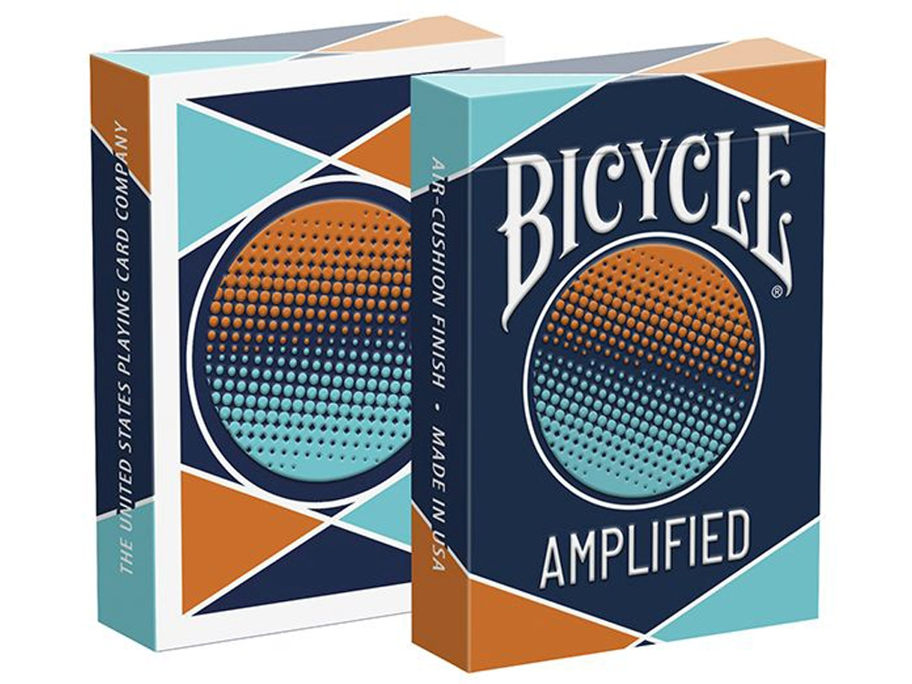 BICYCLE POKER AMPLIFIED