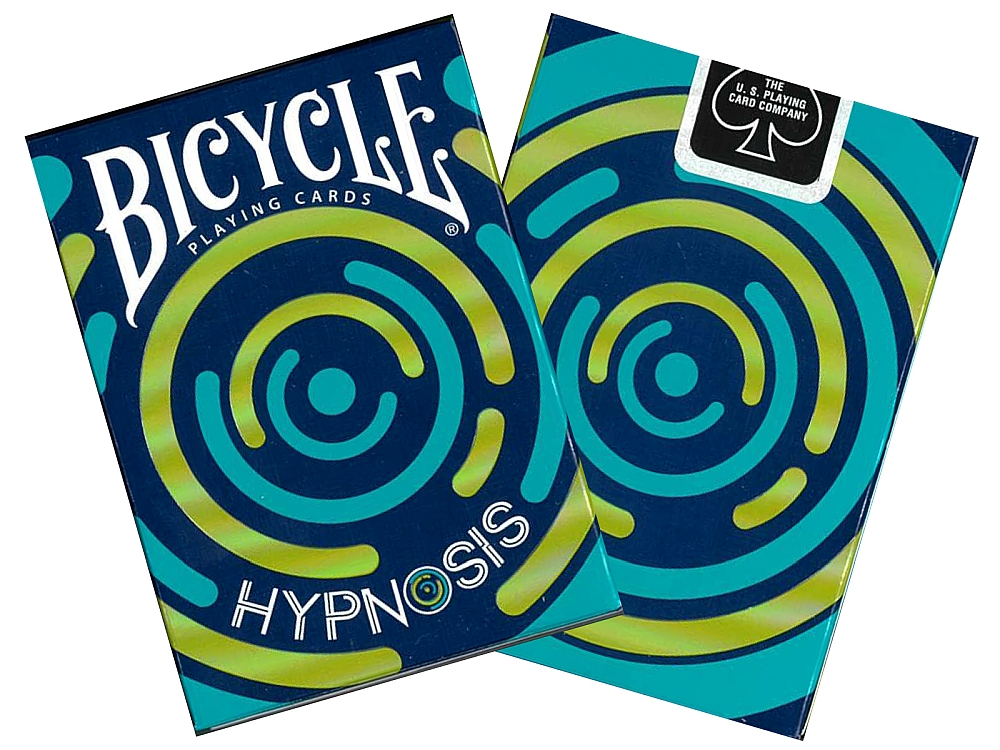 BICYCLE POKER HYPNOSIS