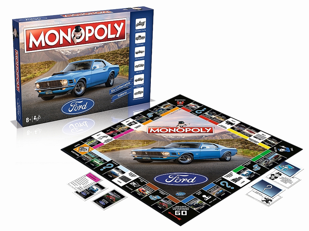 MONOPOLY FORD