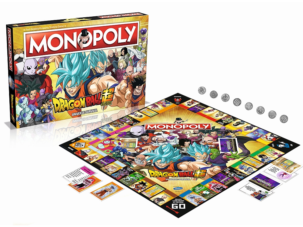 MONOPOLY DRAGONBALL SUPER