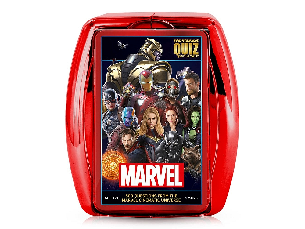TOP T MARVEL CINEMATIC QUIZ