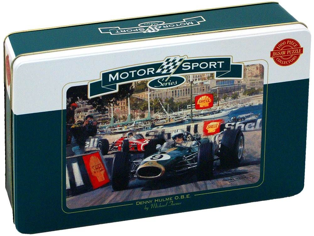 MONTE CARLO RACE 1000pc In Tin