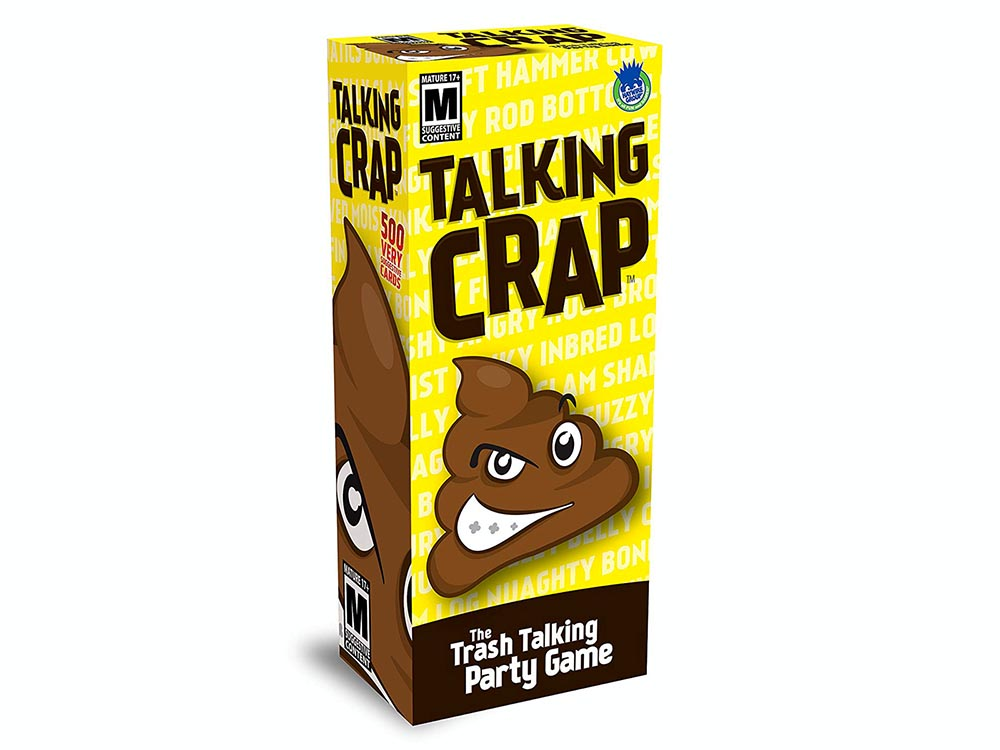 TALKING CRAP