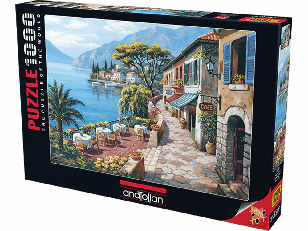 OVERLOOK CAFE II 1000pc