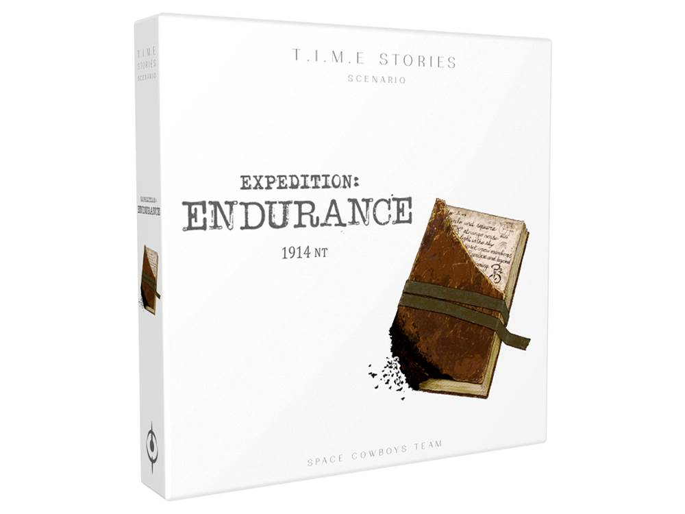 TIME STORIES EXPEDITION ENDURA