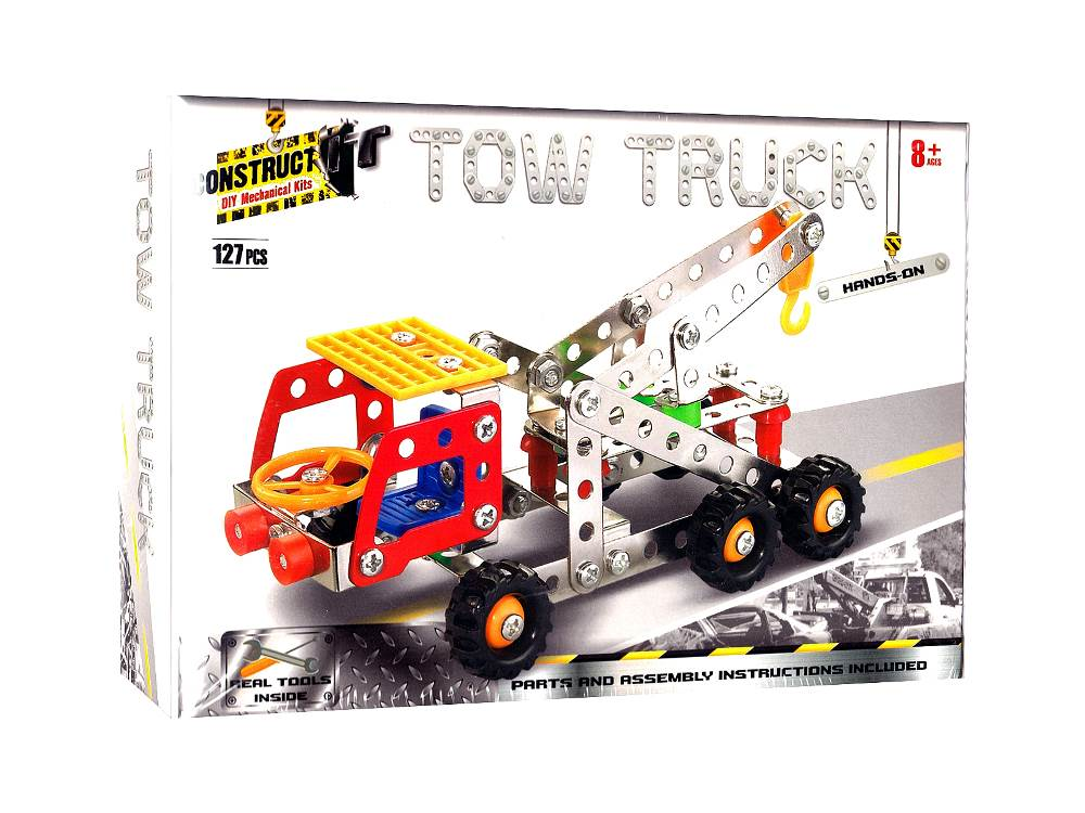 CONSTRUCT IT TOW TRUCK