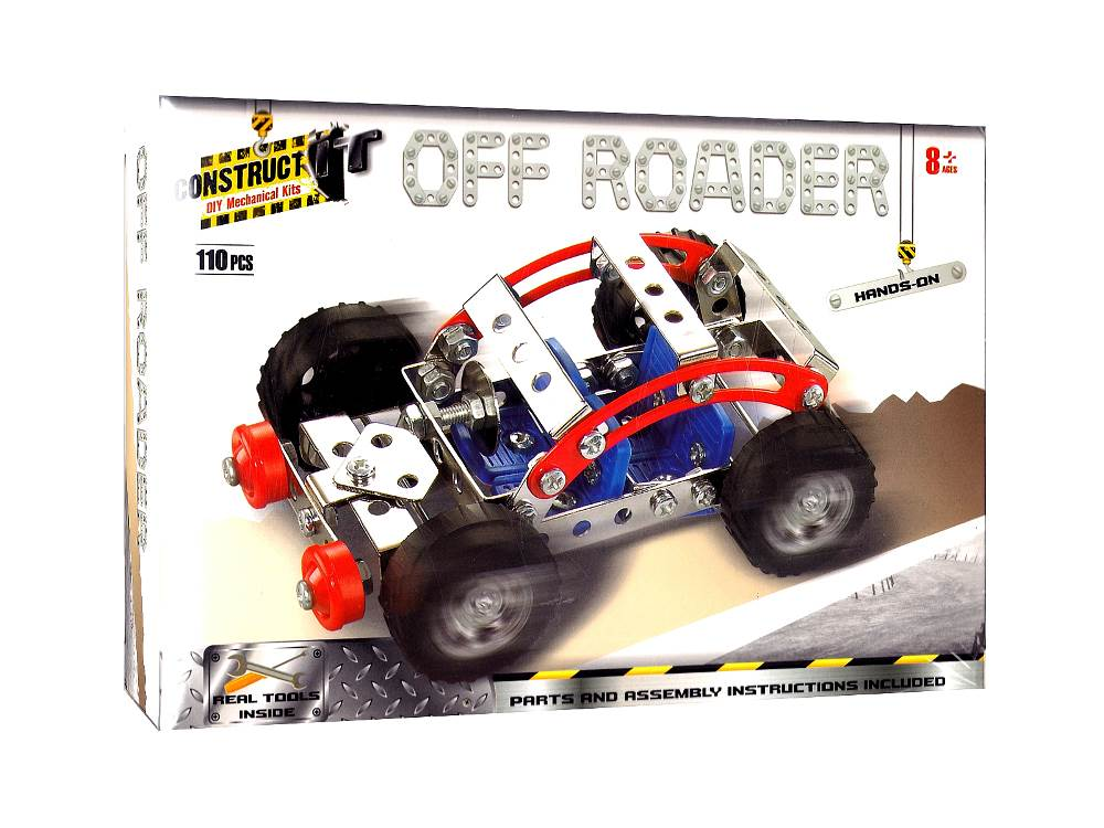 CONSTRUCT IT OFF ROADER