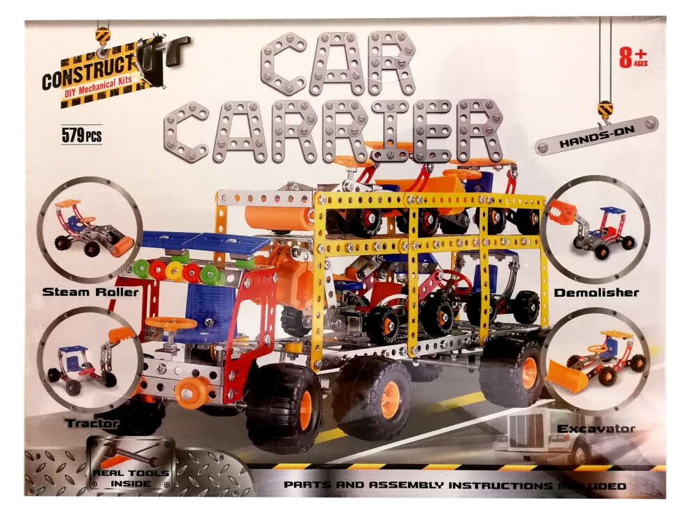 CONSTRUCT IT CAR CARRIER