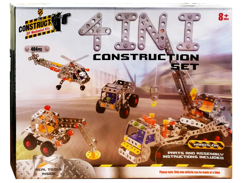 CONSTRUCT IT 4 IN 1 KIT