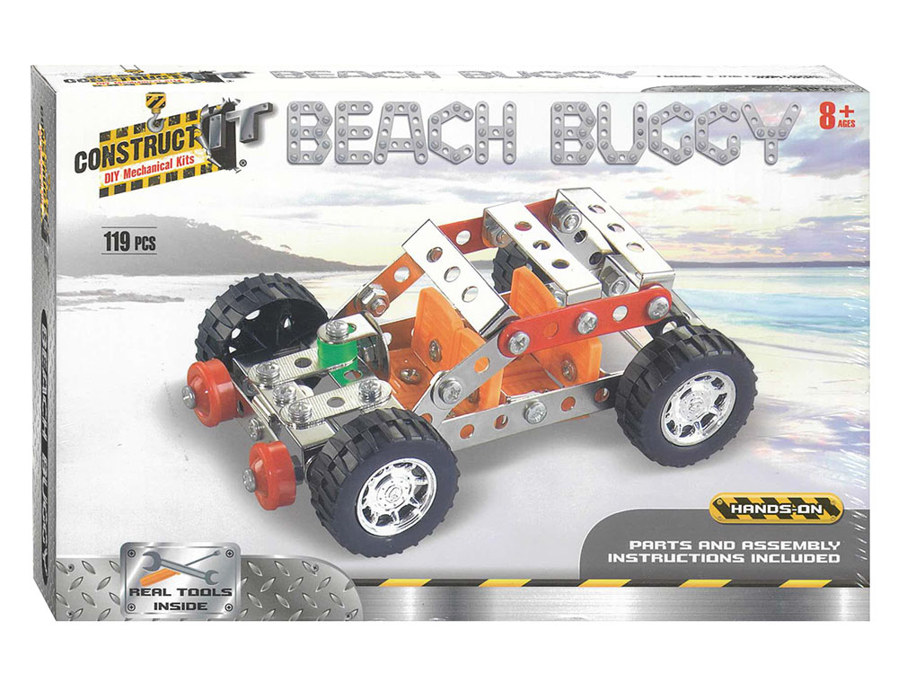CONSTRUCT IT BEACH BUGGY