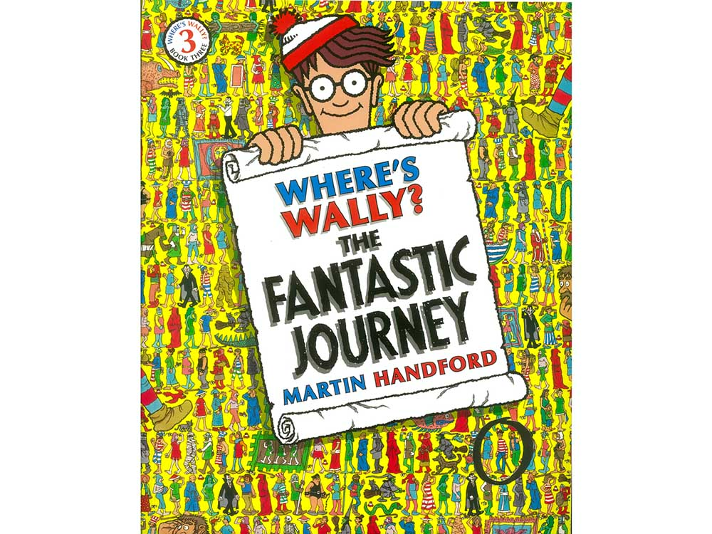 WHERE'S WALLY BOOK 3