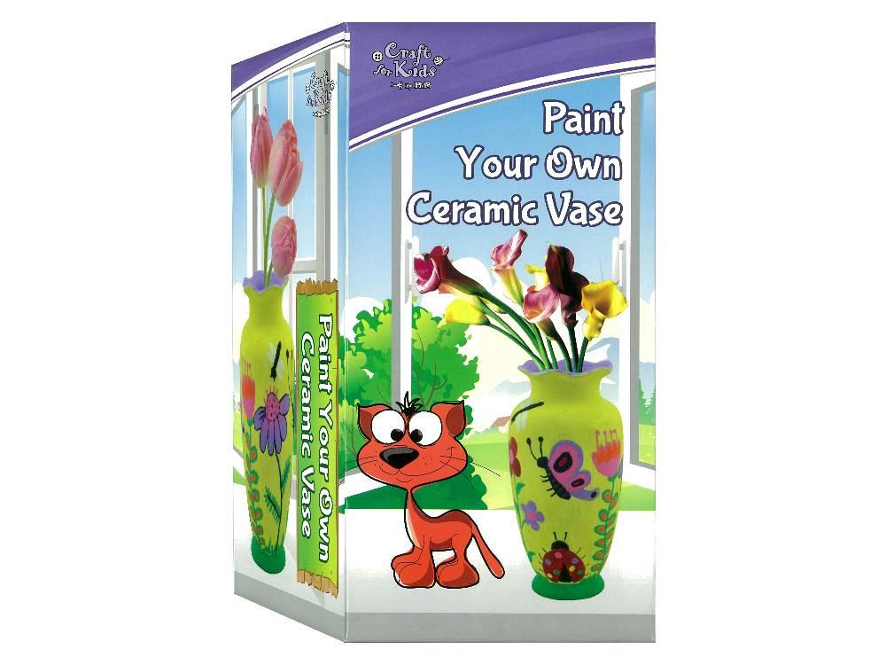 Paint Your Own Vase Bms521040 Jedko Games