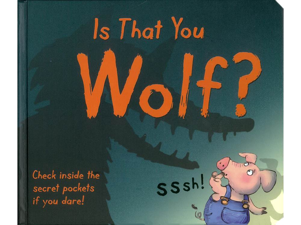IS THAT YOU WOLF?