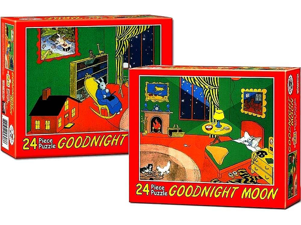 GOODNIGHT MOON PUZZLE ASST.
