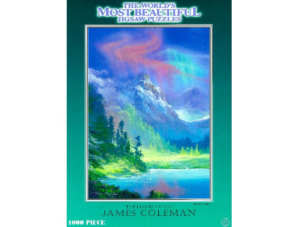 COLEMAN MOUNTAIN SPIRIT 1000pc