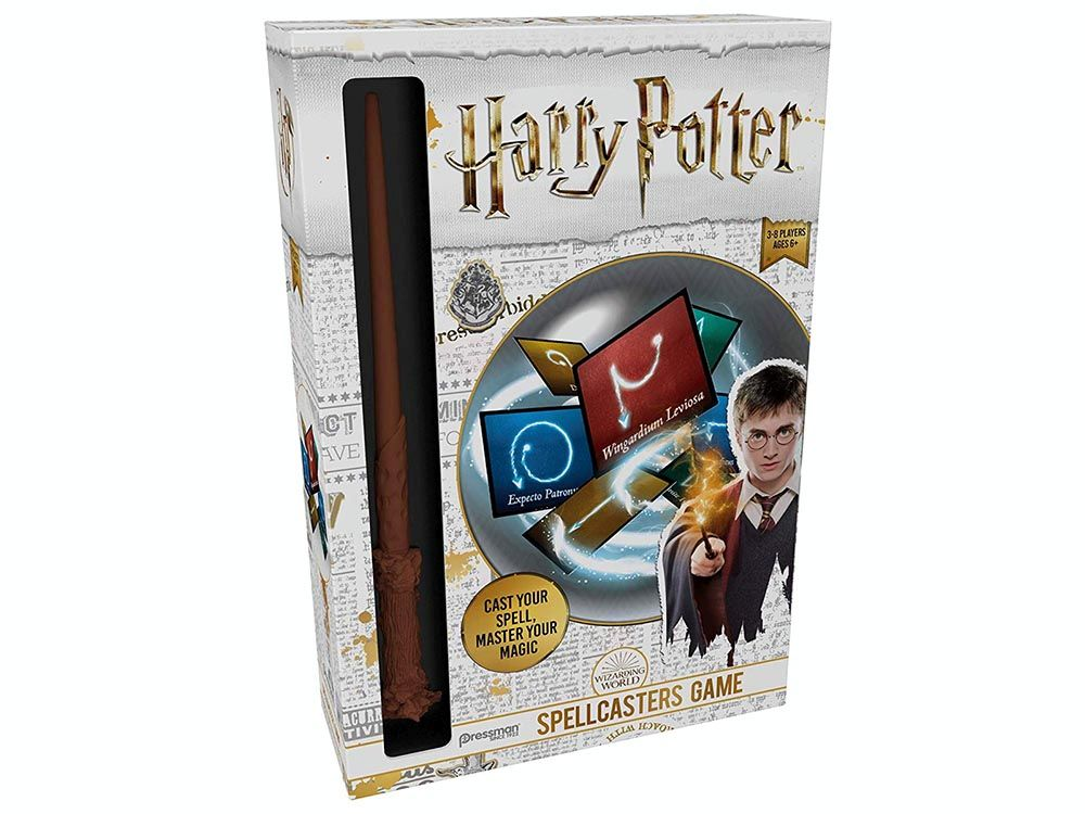 HARRY POTTER SPELLCASTERS