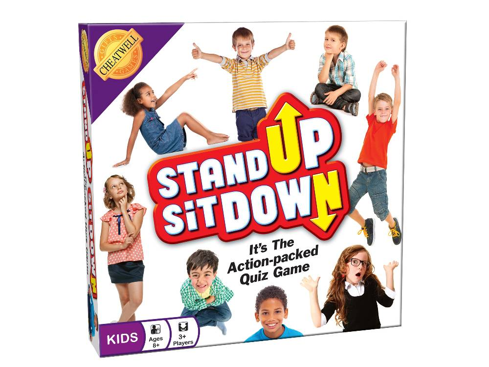 STAND UP - SIT DOWN