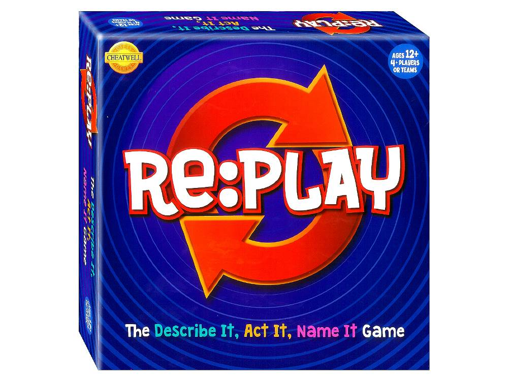 RE:PLAY Decribe,Act,Name Game