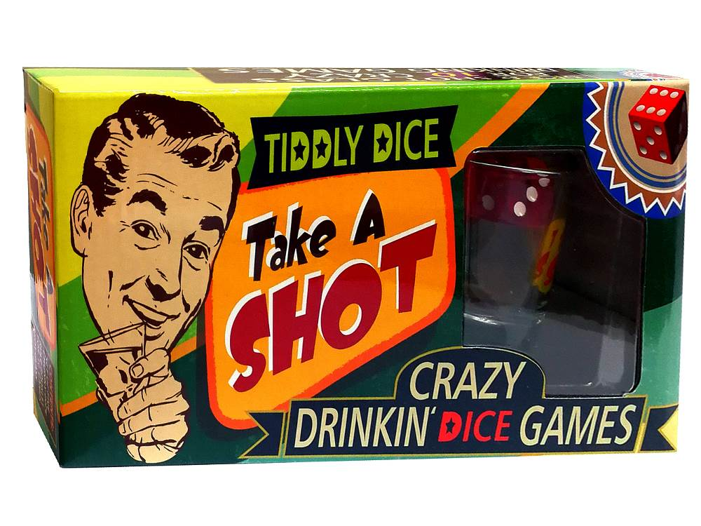 TAKE A SHOT 10 DICE GAMES