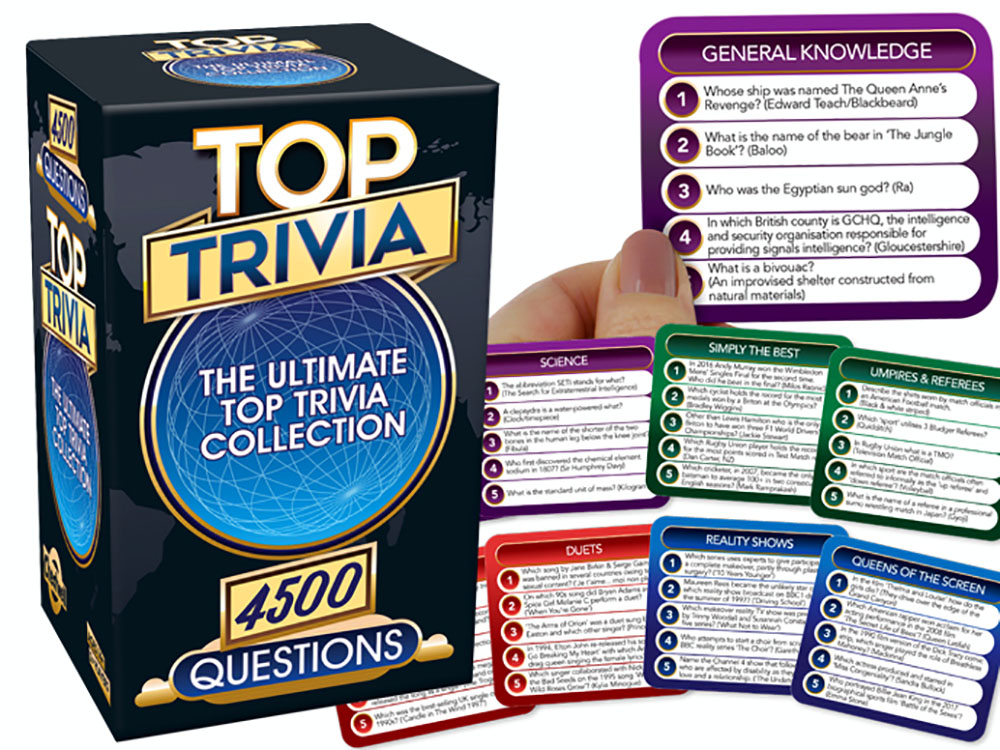 TOP TRIVIA ULTIMATE COLLECTION