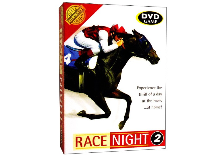 RACE NIGHT #2 DVD GAME