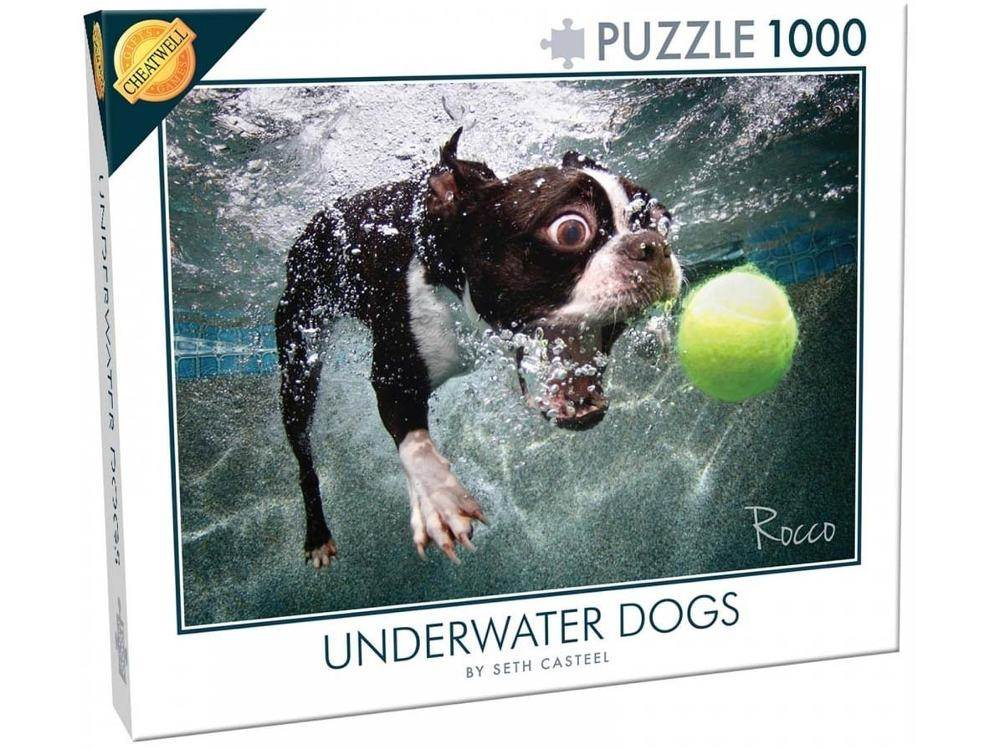 UNDERWATER DOGS ROCCO 1000pc