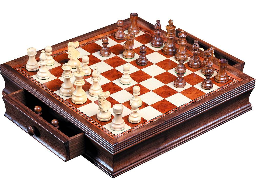 "CHESS, DAL ROSSI 16"" CABINET"