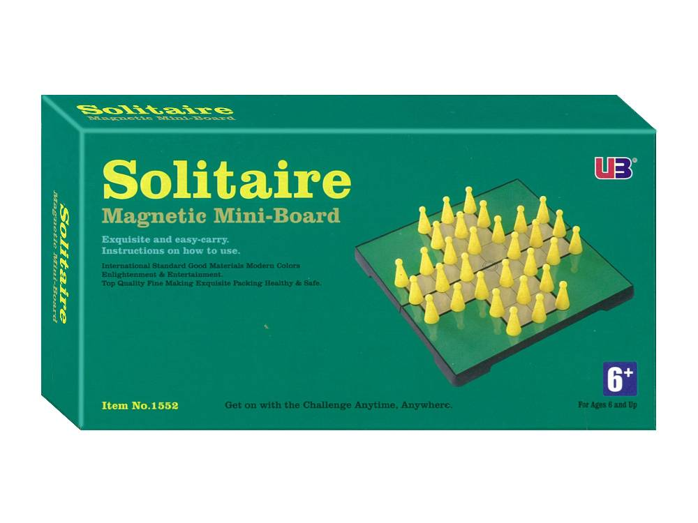 Solitaire Magnetic 7 Cla001998 Jedko Games