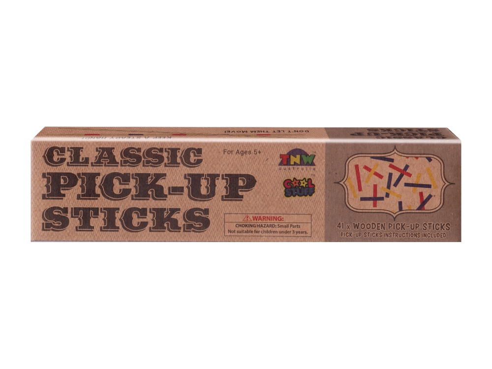 CLASSIC PICK-UP STICKS