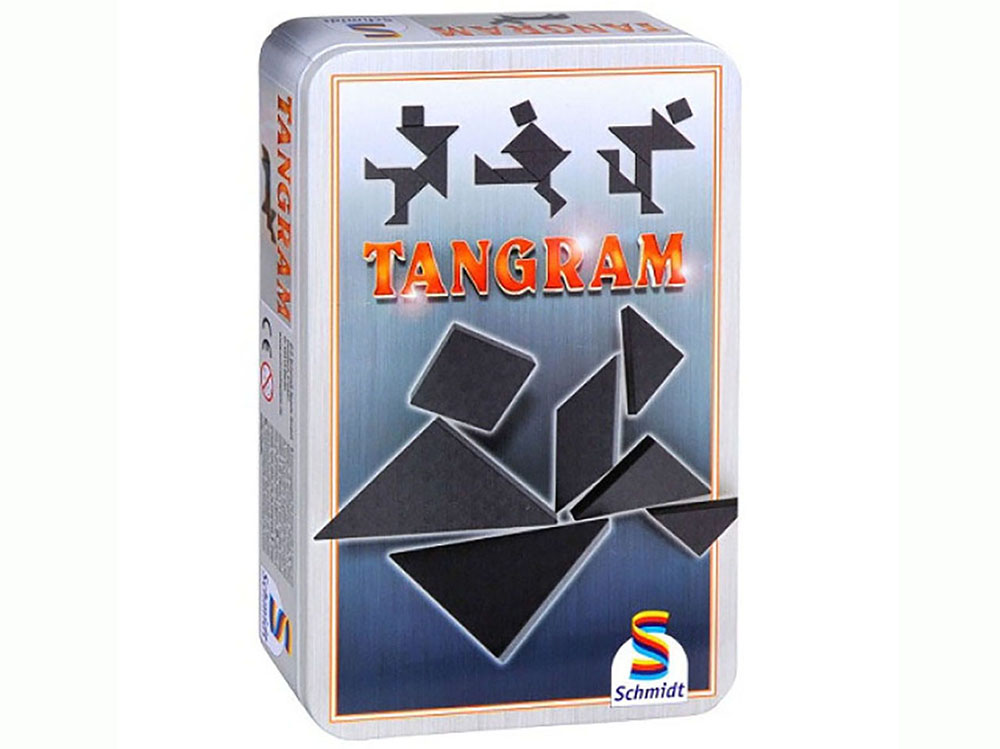 TANGRAM IN TIN (SCHMIDT)