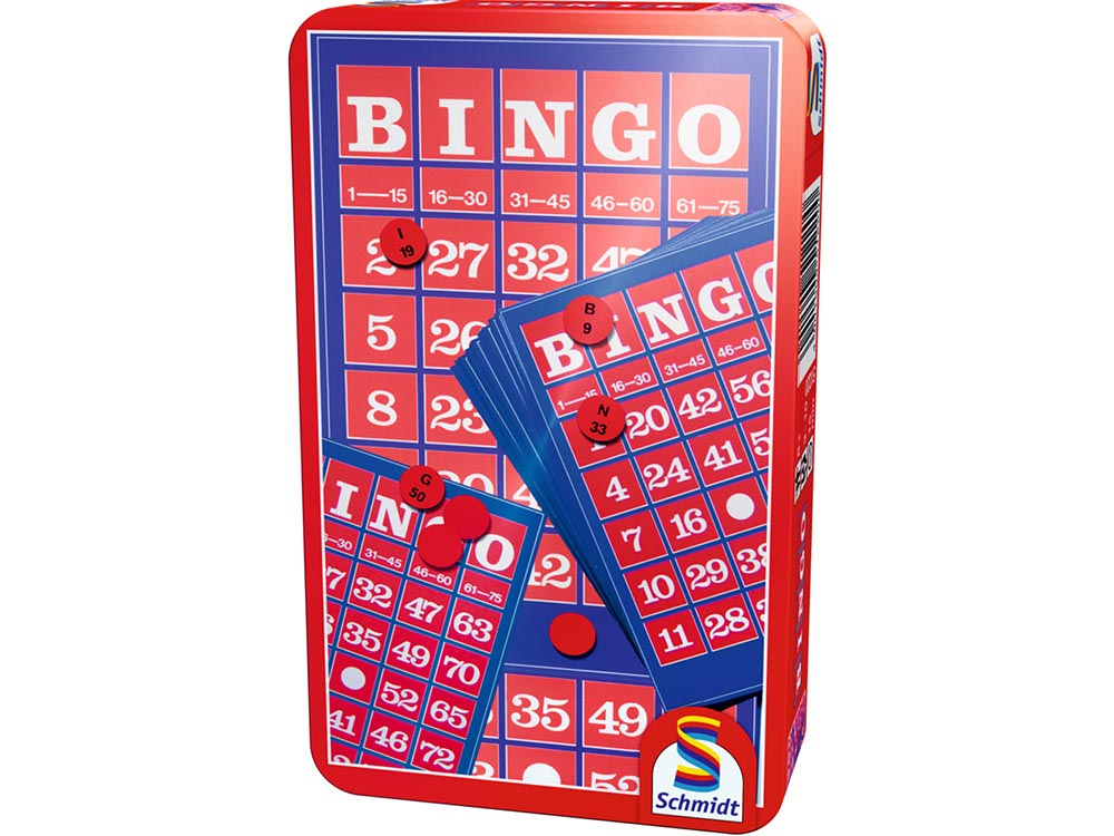 BINGO IN TIN (SCHMIDT)