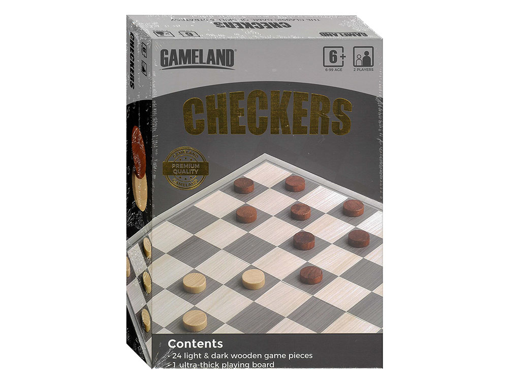 CHECKERS (GameLand)
