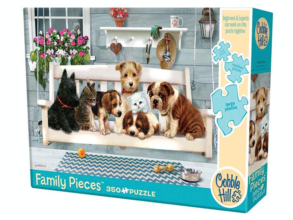 PORCH PALS 350pcs *Family*