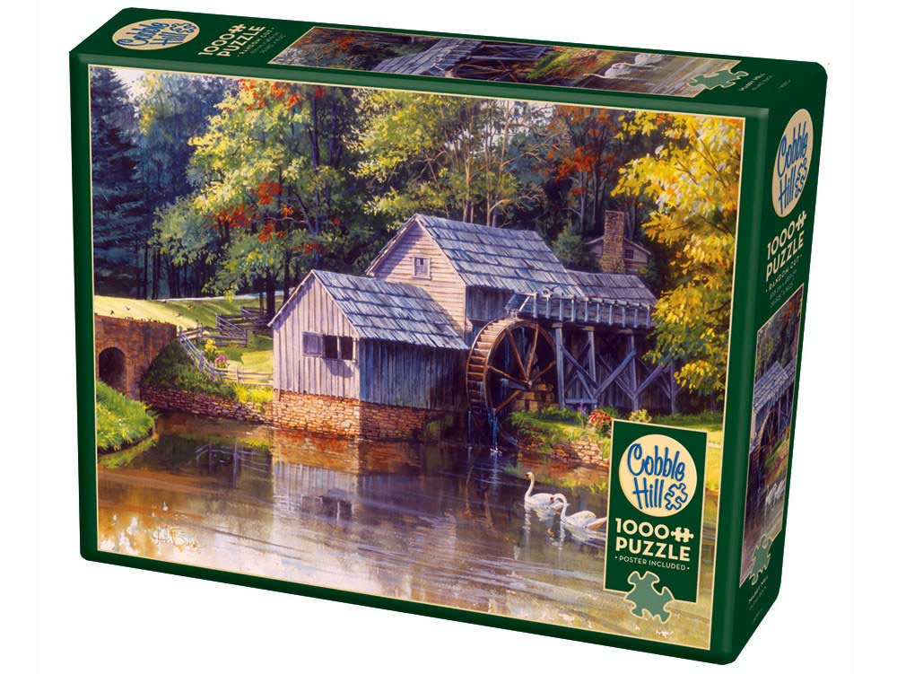 MABRY MILL 1000pc
