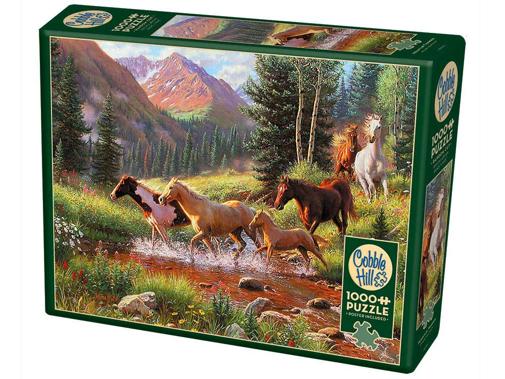 MOUNTAIN THUNDER 1000pc