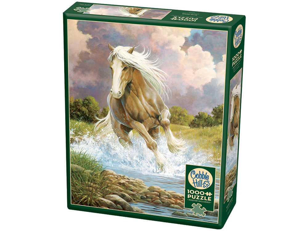 RIVER HORSE 1000pc