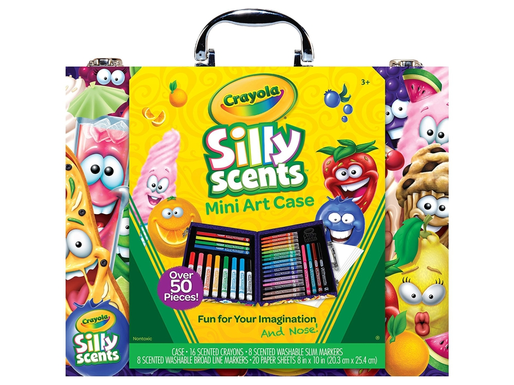 SILLY SCENTS ART CASE