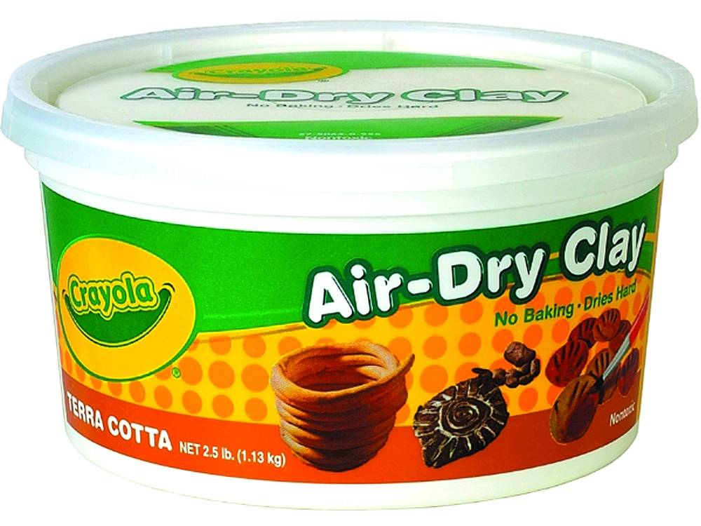 AIR DRY CLAY TERRACOTTA 1.13kg